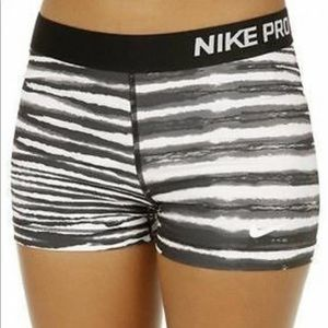 "Nike Pro 3"" Haze Womens Shorts"